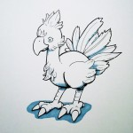 Chocobo (Oct. 3rd)